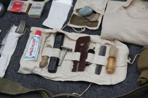 inhoud soldatenbepakking WO II