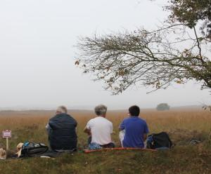 70 jaar marketgarden wachten op de parachutisten