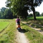 scooteren in Twente