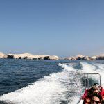 speedboot naar Ballestas