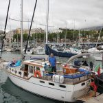 Zeiljacht Gavião Madeira
